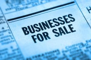 getting ready to sell a small business