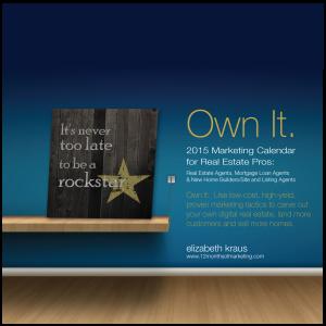 2015 real estate marketing calendar