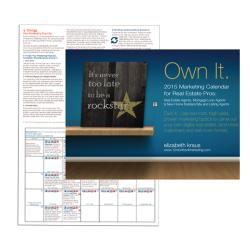 2015 real estate marketing calendar for realtors